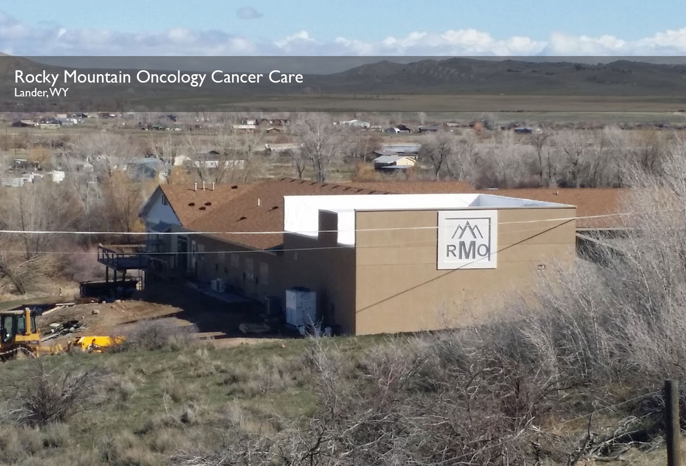 Rocky Mountain Oncology Cancer Center (Chemo Suite) Lander, WY